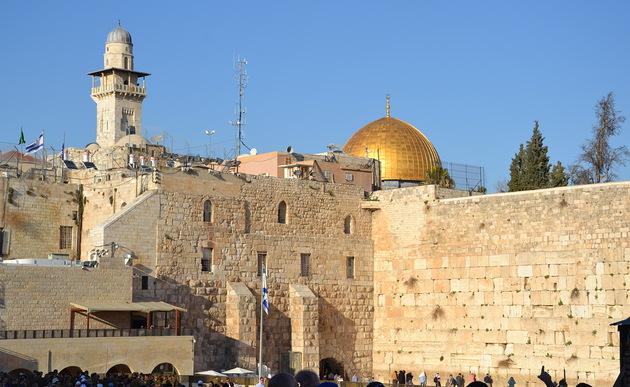 Islamgelehrter: Klagemauer ist untrennbarer Teil des Tempelbergs